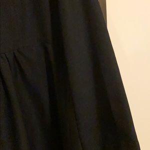 Dresses - Vintage black midi dress